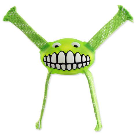 Hračka ROGZ Flossy Grinz zelená L 1ks