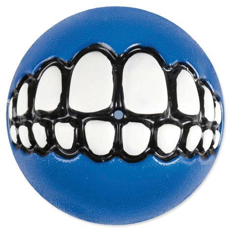 Hračka ROGZ míček Grinz modrý  M