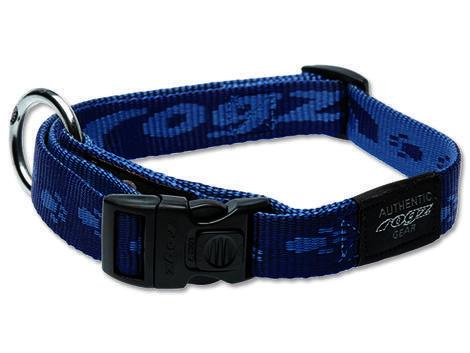 Obojek ROGZ Alpinist modrý  L