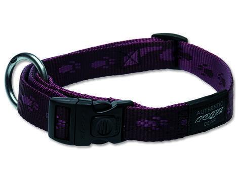 Obojek ROGZ Alpinist fialový L