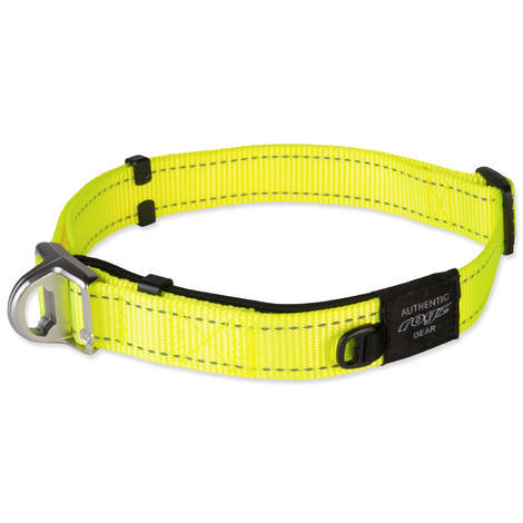 Obojek ROGZ Safety Collar žlutý
