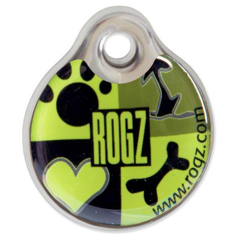Známka ROGZ ID Tagz Lime Juice  L