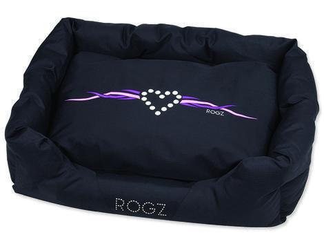 Pelíšek ROGZ Spice Podz Purple Chrome L