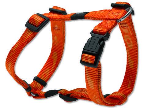 Postroj ROGZ Alpinist oranžový  M