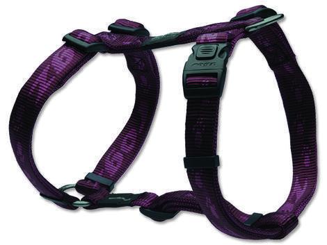 Postroj ROGZ Alpinist fialový  L