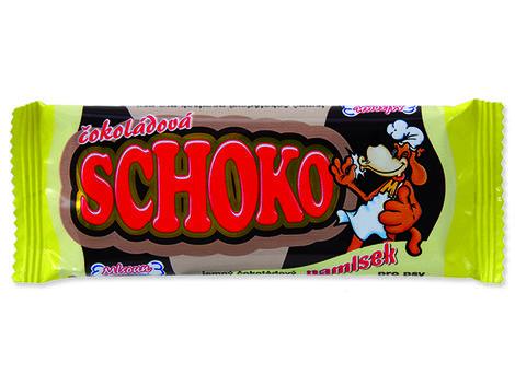 Čokoláda DAFIKO čokoládová 30g