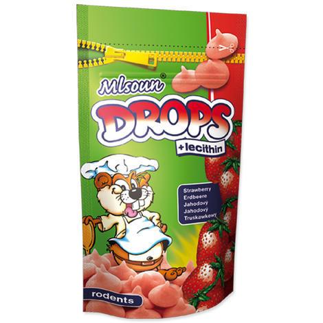 Drops DAFIKO jahodový 75g