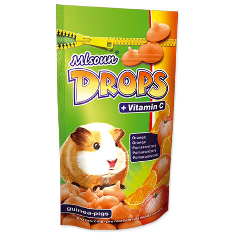 Drops DAFIKO pomerančový 75g