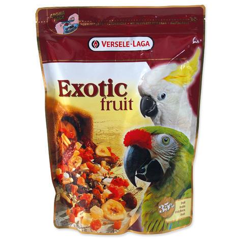 Krmivo VERSELE-LAGA Exotic směs ovoce pro velké papoušky 600g