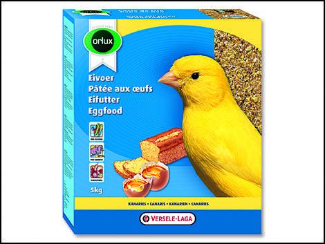 Krmivo ORLUX Eggfood pro kanáry 1kg