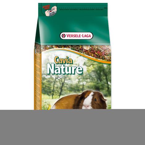 Krmivo VERSELE-LAGA Nature 100% přírodní, kompletní krmivo pro morčatapro morčata 2,5 kg