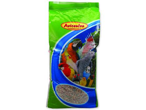 Krmivo AVICENTRA standart pro velké papoušky 25kg