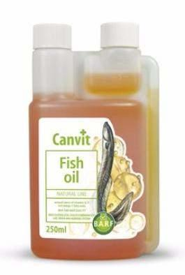 Canvit Natural Line Fish oil 250g