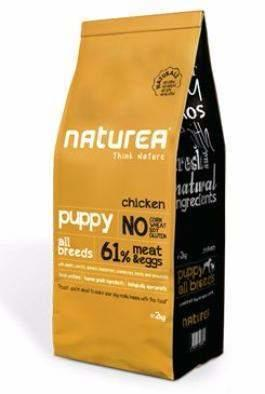 Naturea Naturals dog Puppy Chicken 12kg