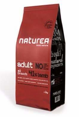 Naturea Naturals dog Adult Lamb 2kg