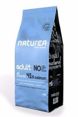 Naturea Naturals dog Adult Salmon