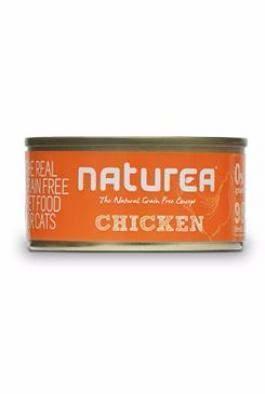 Naturea GF cat vlhké - Chicken 80g