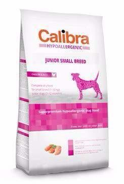 Calibra Dog HA Junior Small Breed Chicken