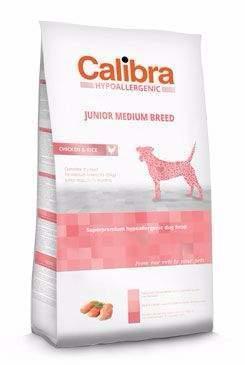 Calibra Dog HA Junior Medium Breed Chicken