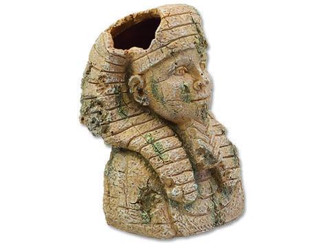 Dekorace Egyptská socha 10 cm