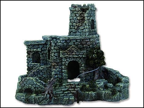 Dekorace AQUA EXCELLENT antické ruiny 15,2 x 10,5 x 12,2 cm 1ks
