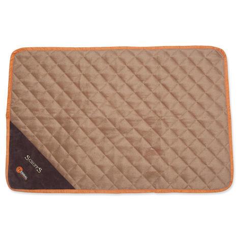 Podložka SCRUFFS Thermal Mat čokoládová M