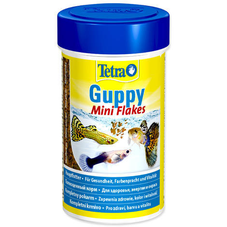TETRA Guppy Food 100ml