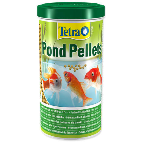 TETRA Pond Pellets medium 20 cm