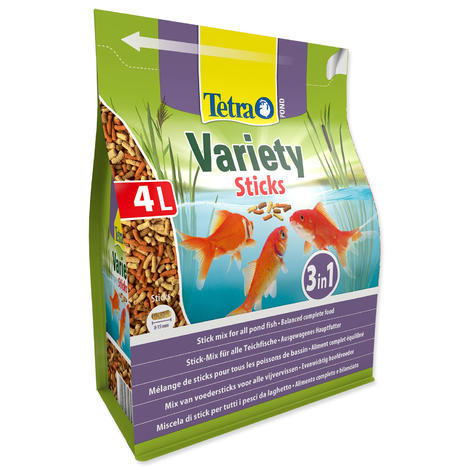 TETRA Pond Variety Sticks