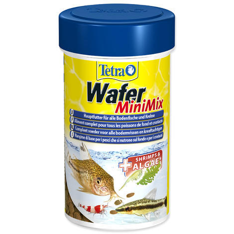 TETRA Wafer Mini Mix 100ml  - 1