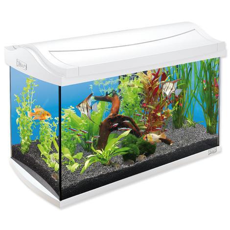 Akvárium set TETRA AquaArt bílý 57 x 30 x 35 cm !! POUZE OSOBNÍ ODBĚR !! 60l