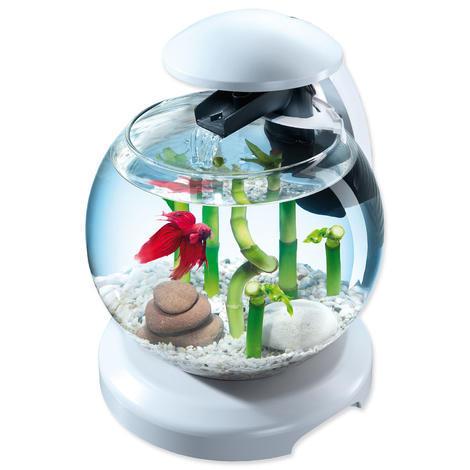 Akvárium set TETRA Cascade LED bílý 6,8l !! POUZE OSOBNÍ ODBĚR !!