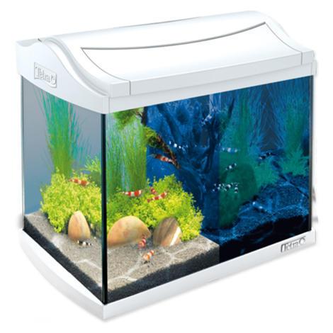 Akvárium set TETRA AquaArt LED bílý !! POUZE OSOBNÍ ODBĚR !! 20l  - 1