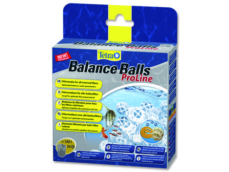 Náplň TETRA BalanceBalls ProLine
