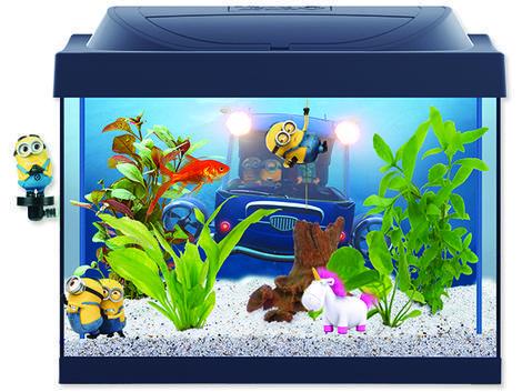Akvárium set TETRA Mimoni LED !! POUZE OSOBNÍ ODBĚR !! 30l  - 1
