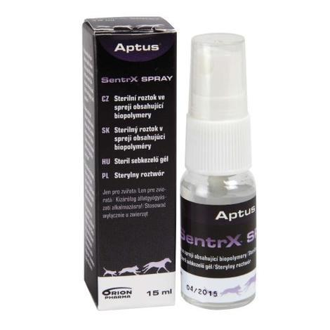 Aptus SentrX VET Spray 15ml