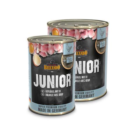 Belcando Junior drůbeží s vejci