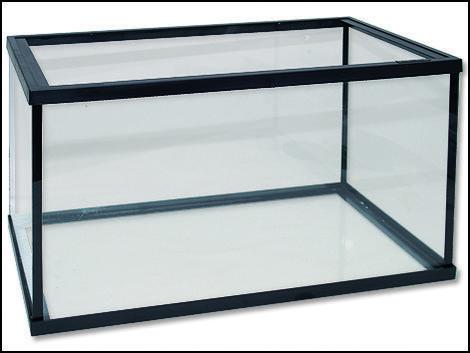Akvárium ANTE s rámečkem 60 x 30 x 35 cm !! POUZE OSOBNÍ ODBĚR !! 63l