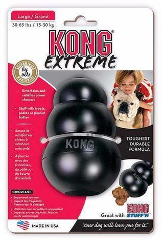 Hračka guma Extreme Kong medium/large/extra large/giant extra large