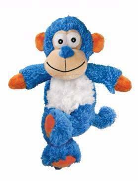 Hračka plyš + bavl. Cross Knots Přetahovadlo Opice small/medium