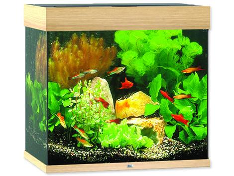 Akvárium set JUWEL Lido LED 120 dub !!!POUZE OSOBNÍ ODBĚR!!! 120l