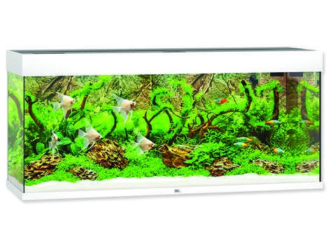 Akvárium set Juwel Rio LED 240 bílé !!!POUZE OSOBNÍ ODBĚR!!! 240l