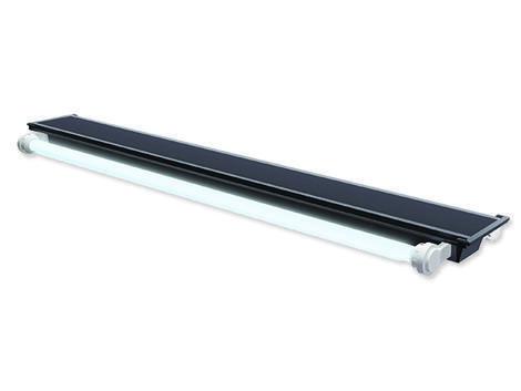 Světelná rampa JUWEL pro 2 zářivky 2 zářivkami T5 24W k akváriím Delta 80 a Trigon 350 (kratší rampa)