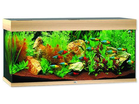 Akvárium set Juwel Rio LED 180 dub !!!POUZE OSOBNÍ ODBĚR!!! 180l