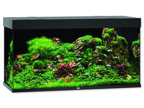 Akvárium set JUWEL Rio LED 350 černé !!!POUZE OSOBNÍ ODBĚR!!! 350l