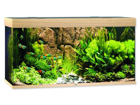Akvárium set JUWEL Rio 300 dub !!!POUZE OSOBNÍ ODBĚR!!! 350l
