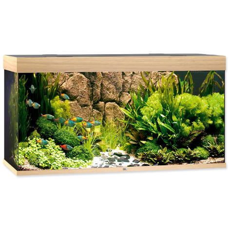 Akvárium set JUWEL Rio LED 350 dub !!!POUZE OSOBNÍ ODBĚR!!! 350l