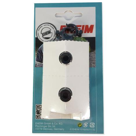 Náhradní přísavky EHEIM s klipem pro hadici Ø12 mm 2ks