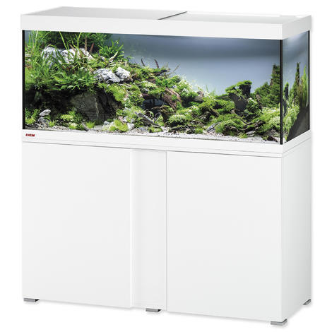 Akvárium set se stolkem EHEIM Vivaline LED bílé !! POUZE OSOBNÍ ODBĚR !! 240l
