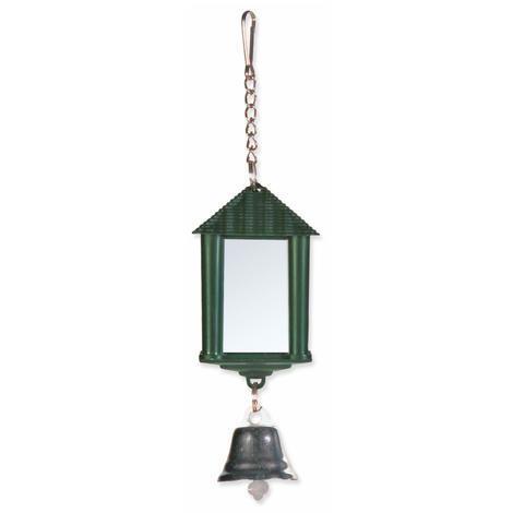 Hračka TRIXIE zrcadlo lucerna se zvonkem a řetízkem 1ks
